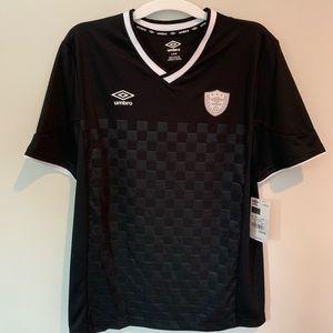 Umbro V-neck Soccer Jersey